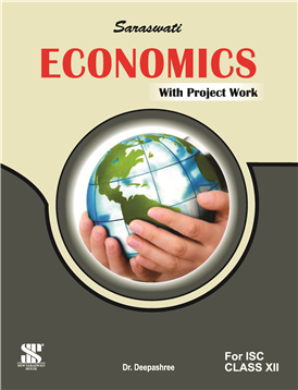 Economics (ISC) | Saraswati Books House